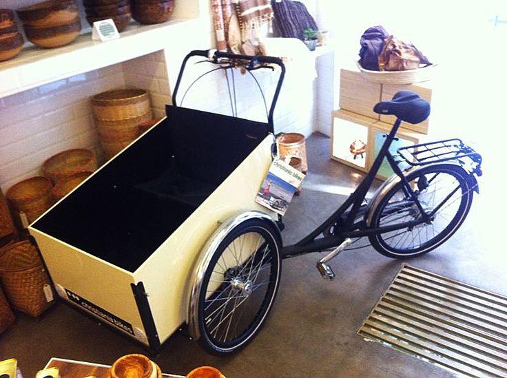 Bicicleta Christiania Bikes en Barcelona