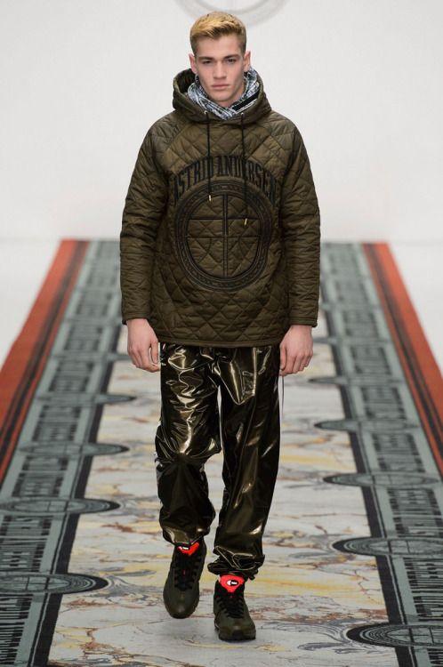 Astrid Andersen FW16.  menswear mnswr mens style mens fashion fashion style runway astridandersen