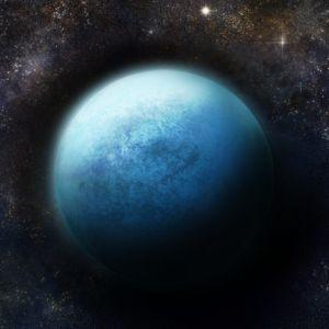 Un nuevo planeta azul (en el que llueve vidrios)