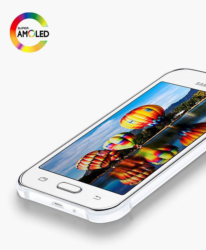Samsung Galaxy J1 Ace (2016): Vivid Display