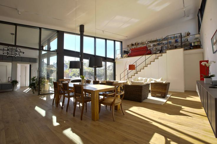 Eclectic style dining room by vollmilch. Das Architekturbüro.