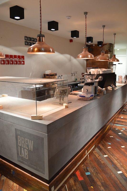 Brew Lab, artisan coffee