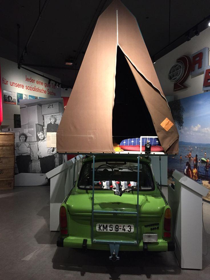 Fra udstillingen Alltag DDR på Kulturbrauerei.