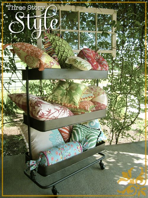 Create-ologie: Gorgeous products to use for props and product display as well as your home | Sew4Home
