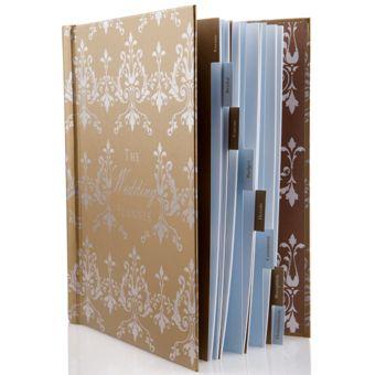 The Wedding Planner Folder Stylishweddingsau