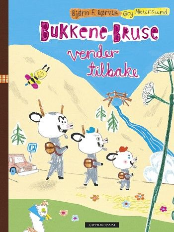 Bukkene Bruse vender tilbake (Norwegian) - Björn Rörvik & Gry Moursund. I really hope this will come out soon in Swedish (and yes all other languages!)