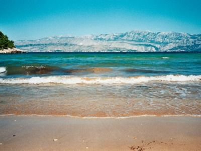 Lovrečina, sand beach