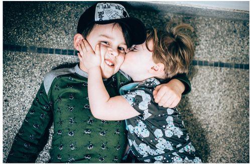 Lookbook enfant Six Hugs and Rock n'roll ☻ ☺. ✿