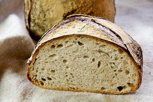 Saftig, locker, elastisch und unglaublich aromatisch: Plötziade-Brot Nr. 1