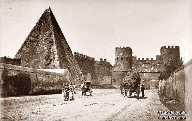 Porta San Paolo 1865