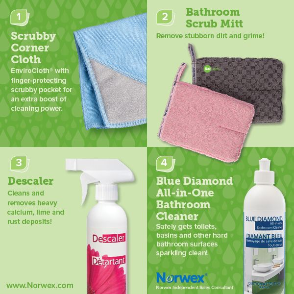 190 best images about norwex social media images for for How to use norwex bathroom scrub mitt