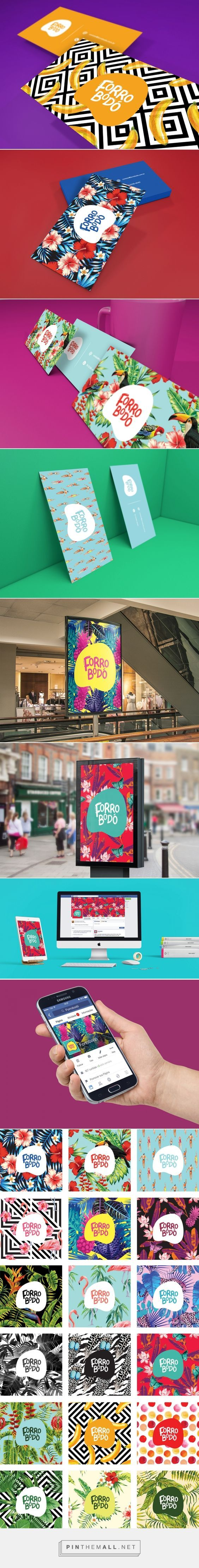 Forrobodó Branding by Felipe Bizzi | Fivestar Branding – Design and Branding Agency & Inspiration Gallery