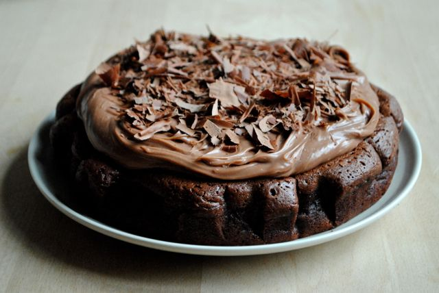 Baileys chokoladekage