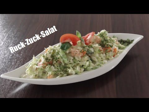 Vorwerk Thermomix® TM 5 +Ruck-Zuck-Salat+ - YouTube