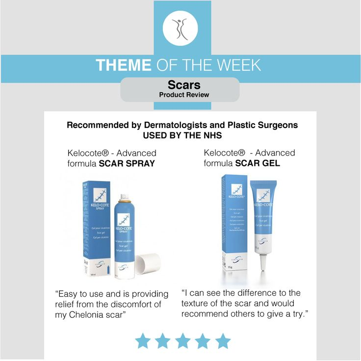 TOTW: These Kelecote products are our most popular products in managing and preventing scars. Check them out here https://www.dermacaredirect.co.uk/catalogsearch/result?o=kelecote&q=kelocote