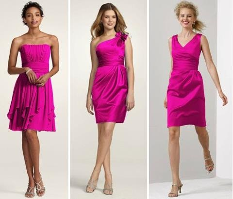 (This is the color of my bridesmaid dresses)Begonia Bridesmaids dresses