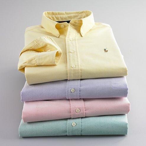 Ralph Lauren ~ Summer Shorts Shirt