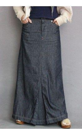 denim skirts and apostolic clothing on