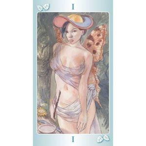 Tarotové karty - Nymphs