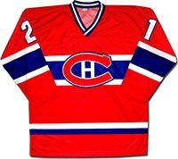История хоккейной одежды 2