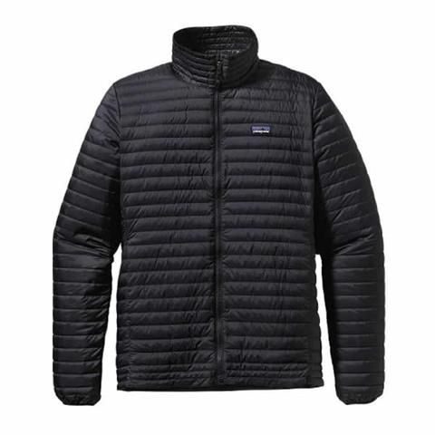 Patagonia Men's Down Shirt - 600 Fill, Lightweight Down Jacket