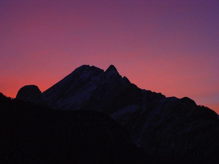 L'#alba sul Gran Vernel - #Marmolada - Val di Fassa! #Buongiorno a tutti!
