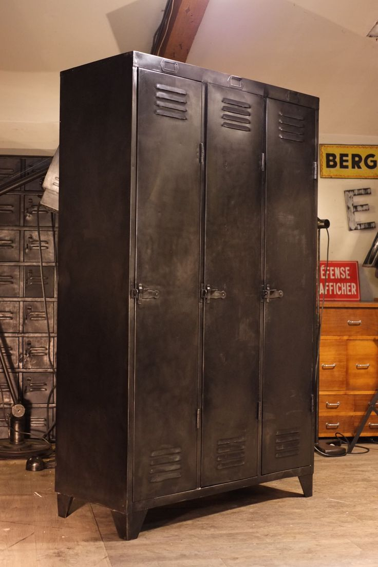 1500 meuble industriel ancien 1 500 2 250 pixels furnishings pinterest. Black Bedroom Furniture Sets. Home Design Ideas
