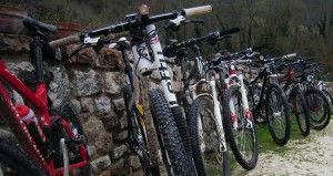 la SpoletoNorcia... in MTB