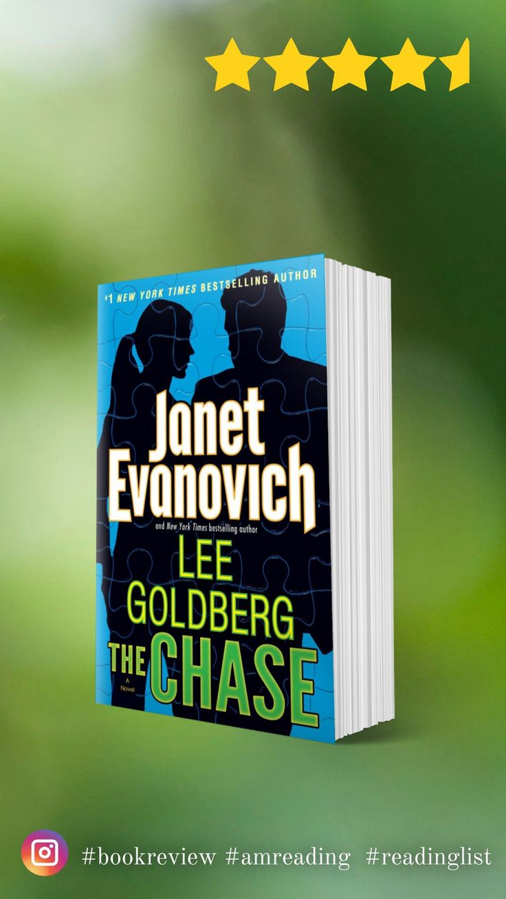Book review the chase by evanovich in 2020 book