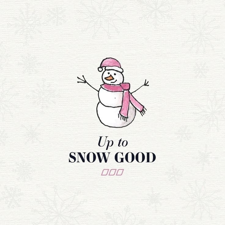 It's snow big deal though, right?! ☃️❄️ Is this someone you know? Find out which of our festive cards is you via movenourishbelieve.com today!  #thisisactiveliving #lornajane #movenourishbelieve #activeliving