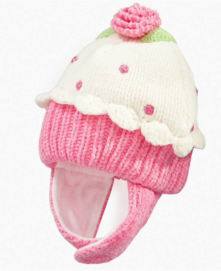First Impressions Baby Hat Baby Girls Winter Hat Kids