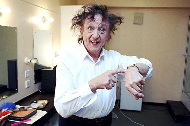 About time too...Arise sir Ken Dodd.