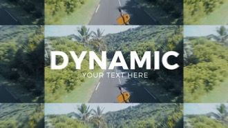 Check out Dynamic Opener here: https://motionarray.com/after-effects-templates/dynamic-opener-31204 #videoediting #motionarray