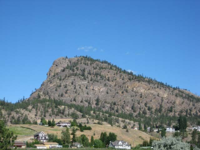 Giant's Head Mountain Summerland, BC Climbed this mountain with my husband...and enjoyed the solitude at the summit :-)