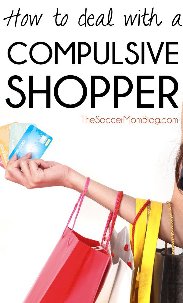 Compulsive spending and weight loss