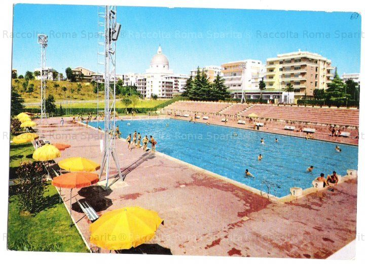5752 best aaa foto storiche roma images on pinterest - Piscina eur roma ...