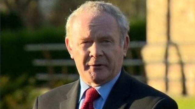 Παραιτήθηκε ο αντιπρόεδρος της κυβέρνησης στην Β. Ιρλανδία: Την παραίτηση του υπεβαλε ο πρώτος αντιπρόεδρος της κυβέρνησης της Βόρειας…