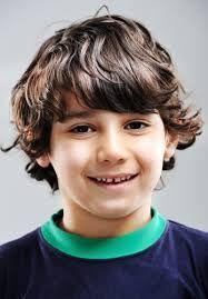 Resultado de imagen para cabello de niño