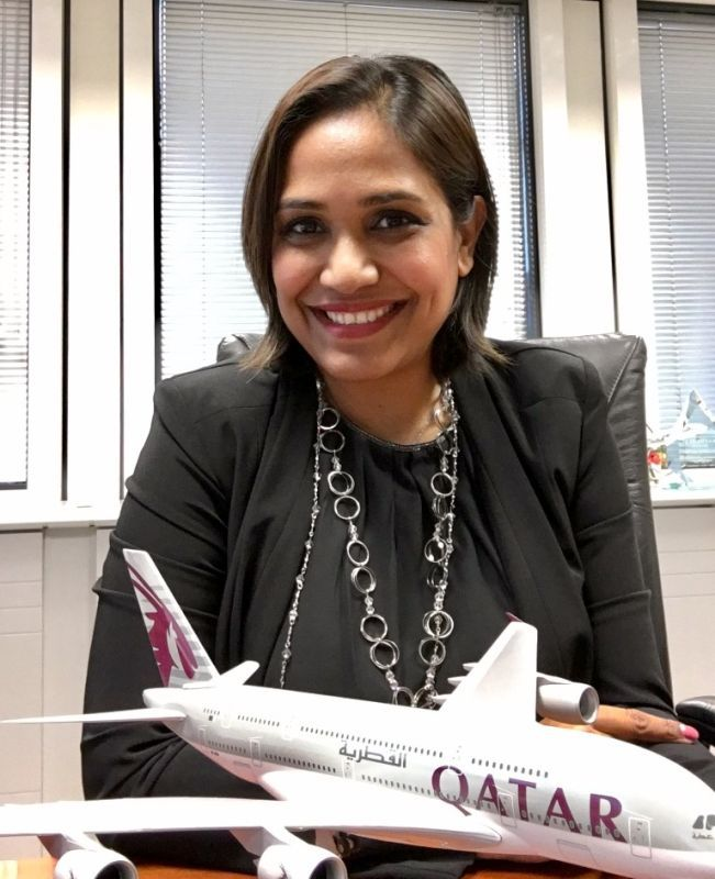 Interview – Theresa Cissell: 'Qatar Airways Aims to Boost Tourism Growth in Greece'.