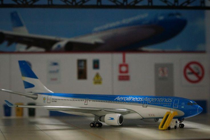 LV-FNK - Airbus A330-223 - Aerolineas Argentinas