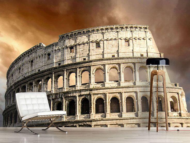 Foto #Tapete Kolosseum Rom