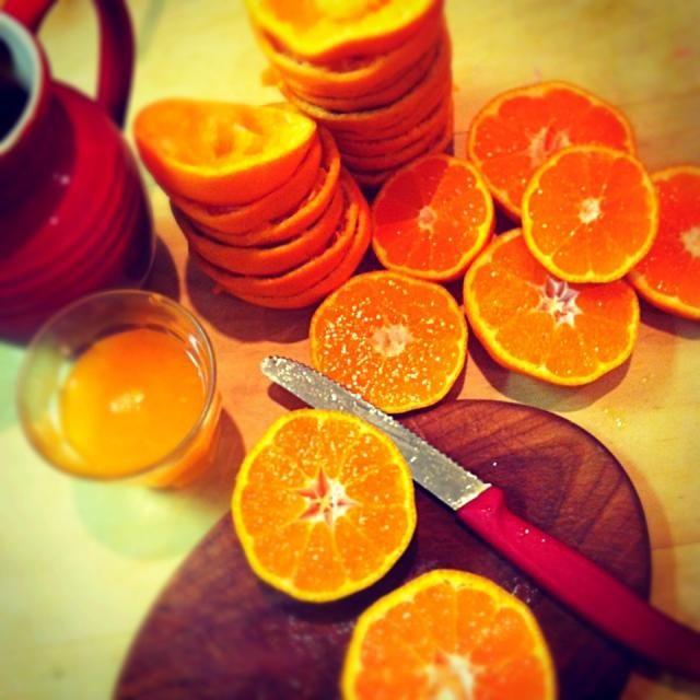レシピとお料理がひらめくSnapDish - 38件のもぐもぐ - みかんジュース by tayuko
