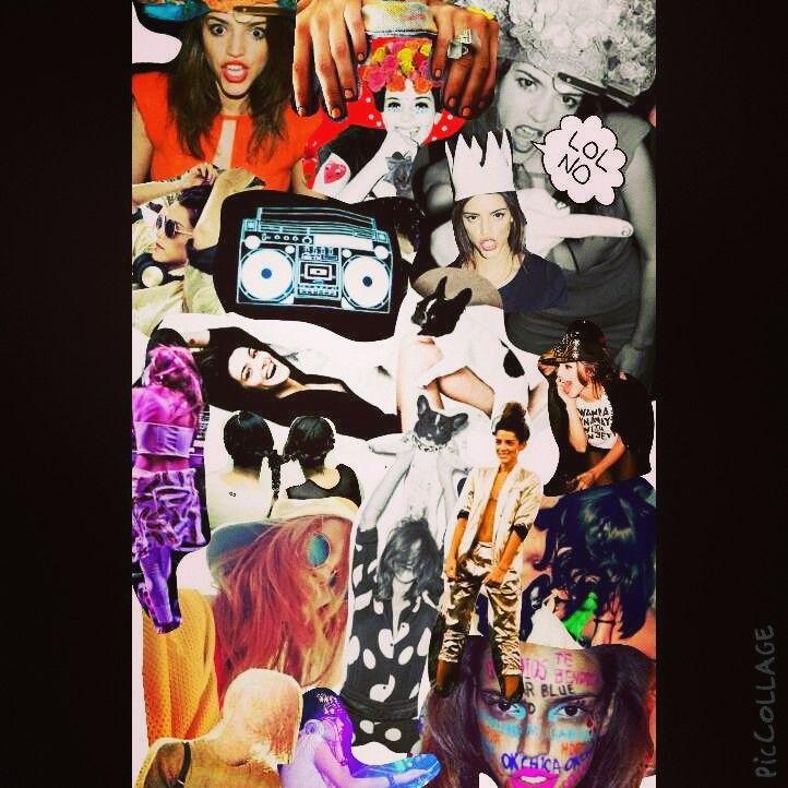 #Collage #Piccollage #CaluRivero #Instagram #Followme #Followback #Like4like