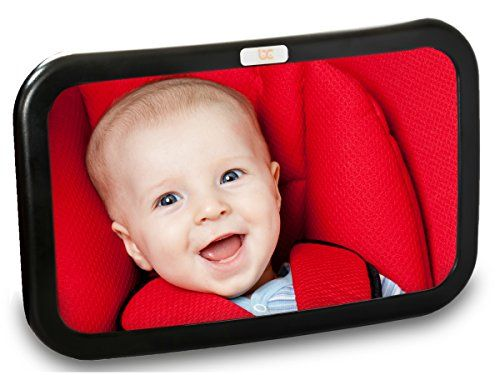 Baby Caboodle Backseat Baby Mirror - Extra Large - Ideal ...