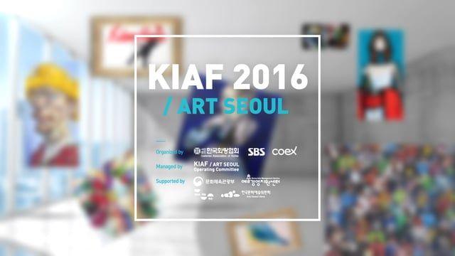 """"""" Korea International Art Fair Spot"""" Directors Cut SBS/Broadcasting SBS Visual…"""