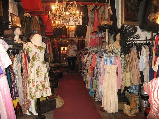 I'm feelin' a vintage trip coming on! It's proabably only going to cost me a kidney! LOL! Istanbul's Top 10 Secondhand Clothing Shops