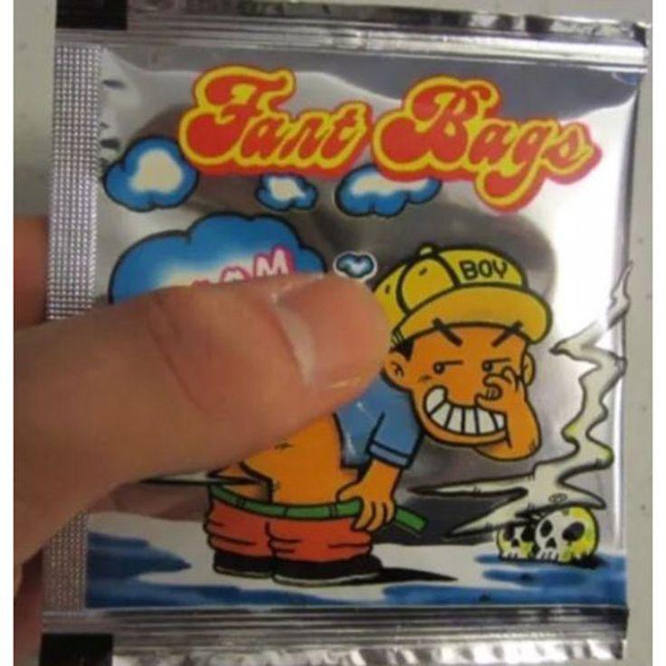 1 Pcs Joke Smelly Prank Stink Bombs Party Bag Toy Funny Joke toys Bomb Bags #10