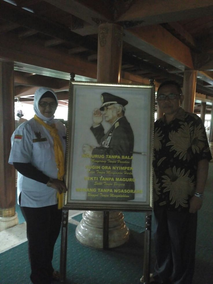 Kanda kawanhat Muji Hartini Bersama Bapak Sukirno