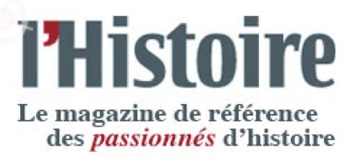L'HISTOIRE, LOGO