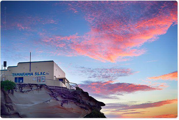 Glamarama Surf Life Saving Club @ dawn